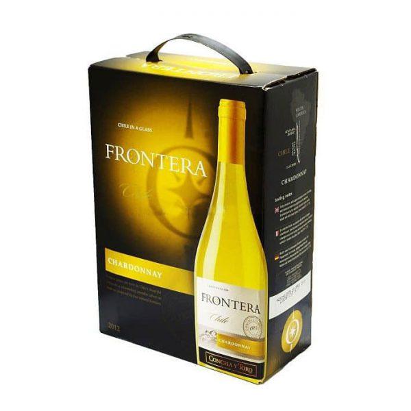 Vang Bich Chile Bib Frontera 3l Chardonnay 1