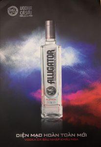 Vodka Cá Sau