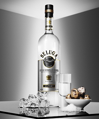 Beluga Vodka 3 Lit