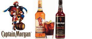 RƯỢU CAPTAIN MORGAN RUM - Gold - Rượu bia nhập khẩu