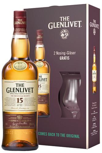 Glenlivet Hôp Qua 15