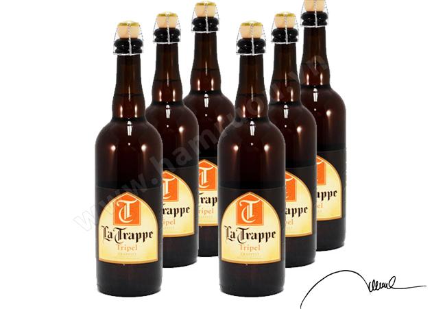 La Trappe Tripel 750