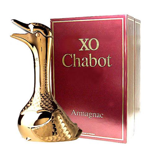 Rượu Chabot Armagnac Gold Goose Extra