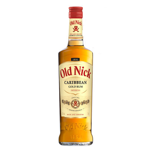 Rượu Old Nick Gold Rhum