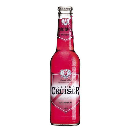 Rượu Vodka Cruiser Wild Raspberry