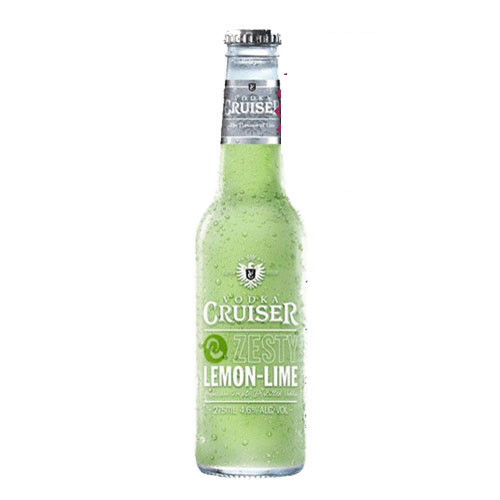 Rượu Vodka Cruiser Zesty Lemon