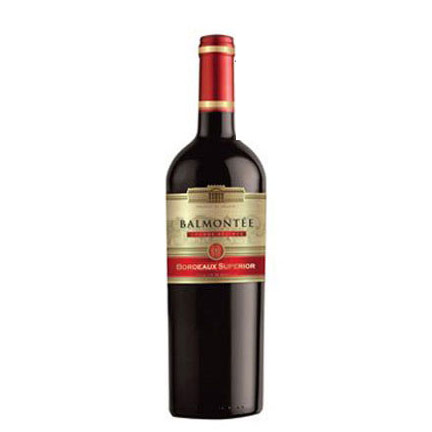 Rượu Vang Balmontee Bordeaux Superior Red