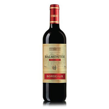 Rượu Vang Balmontee Bordeaux