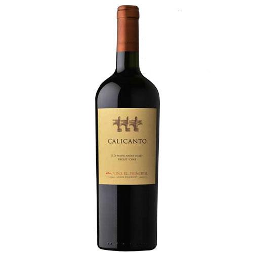 Rượu Vang Vina El Principal Calicanto