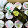 Rượu Mơ Xanh Choya