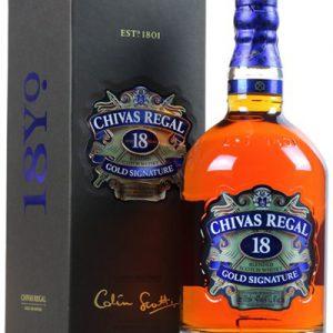 Ruou Chivas 18 1 Lít