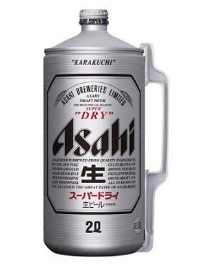 Asahi Bom 2lit