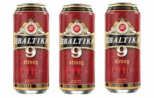 Baltika 9 900ml