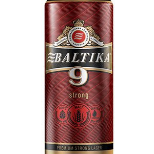 Bia Baltika 900ml