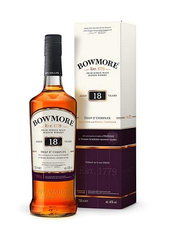 Bowmore 18 Chai