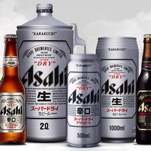 Các San Pham Asahi