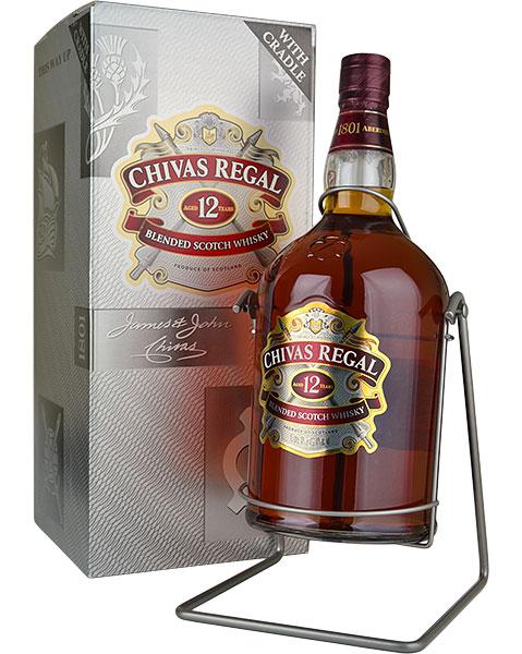 Chivas Regal 12 3 Lít