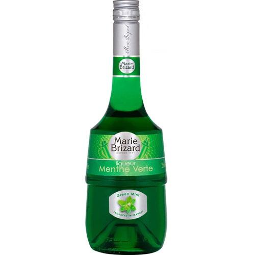 Creme De Menthe Verte Green Mint