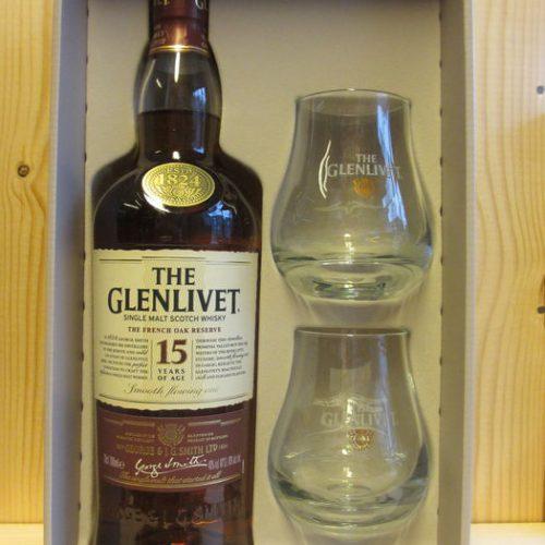 Glen 15 Gift Box