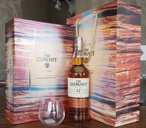 Glenlivet 12 Hộp Qua