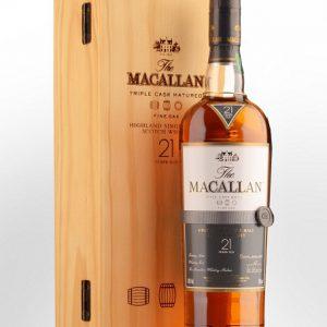 Macallan 21 Năm Chai