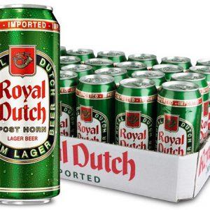 Royal Dutch Thùng
