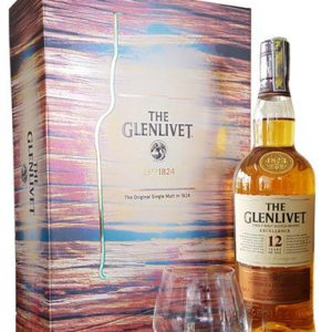 Ruou Glenlive 12 Hộp Quà 2017