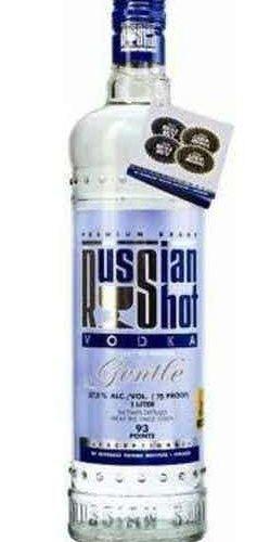 Russian Shot Vodka