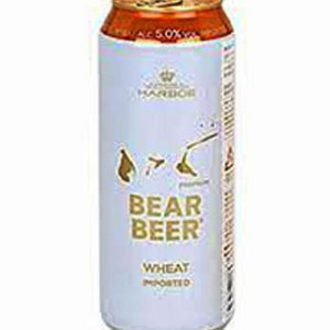 Bear Beer Wheat Trang