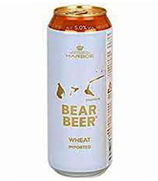 Bear Beer Wheat Trang
