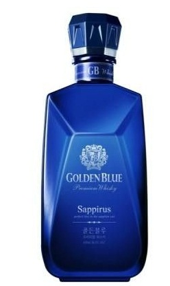 Golden Blue Sappirus