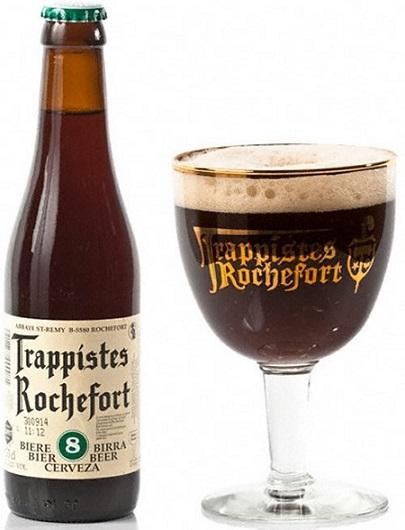Beer Rochefort 8