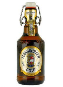 Bia Flensburger Gold Nut Su Chai 33cl