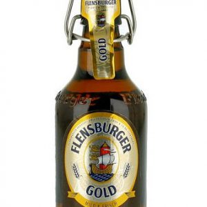 Bia Flensburger Gold Nut Su Chai 33cl