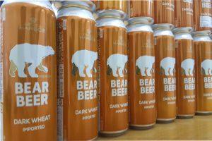 Bia -Gau -Vàng- Bear - Beer- Dark - Wheat