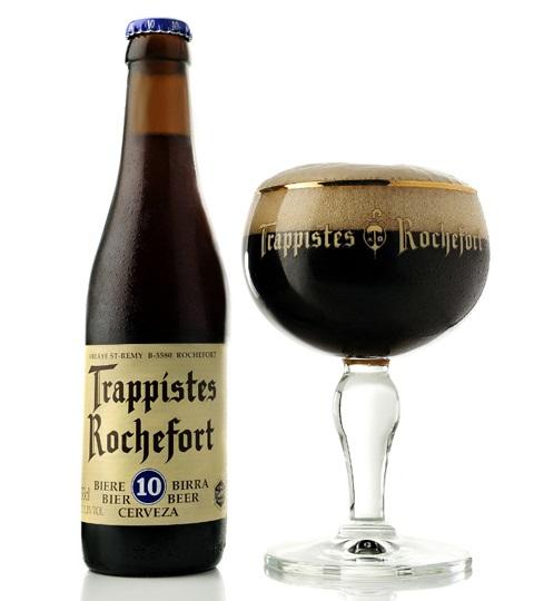 Bia Trappistes Rochefort 10 330ml