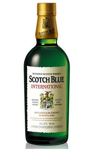 Chai Scotch Blue International