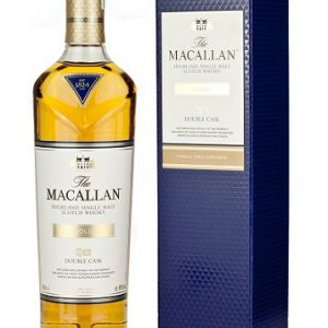 Macallan Gold Doble Cask