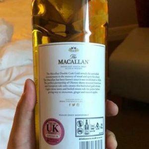 Maccalan Gold Double Cask