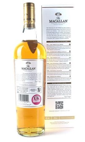 Maccalan Gold Uk Nhan Sau