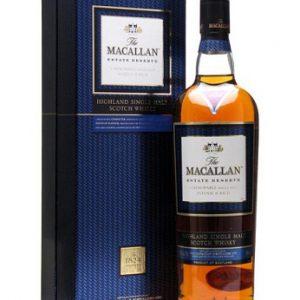 Maccallan Estate Reserve 1824