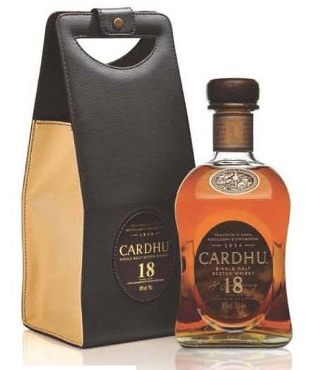 Cardhu 18 New