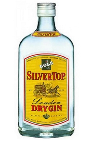 Bols Silver Top London Dry Gin 07l Gin