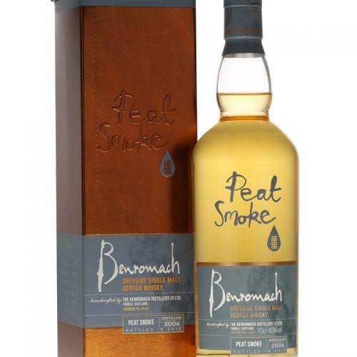 Benromach 2006 Peat Smoke