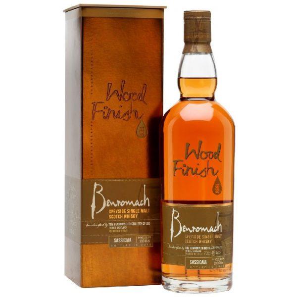 Benromach Wood Finish Sassicaia