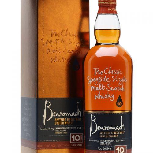 Benronach 10 Years Old 57