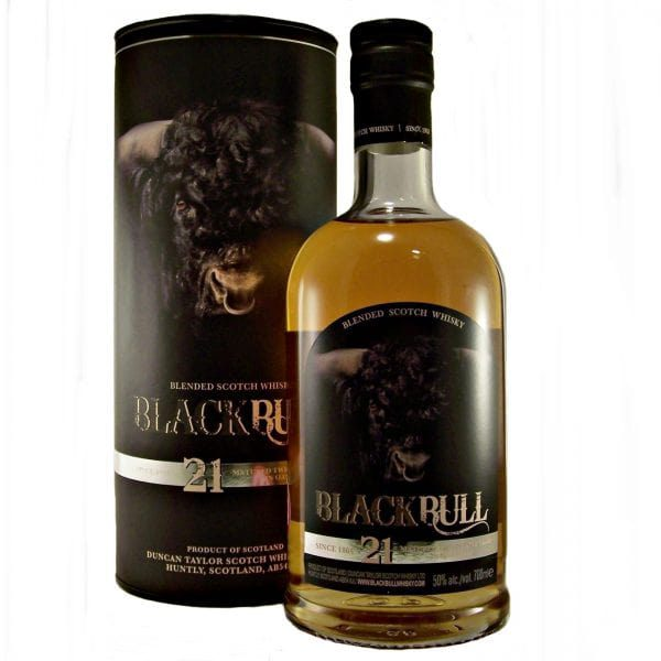 Black Bull 21 Year Old