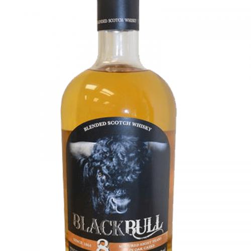 Black Bull 8 Year Old Whisky