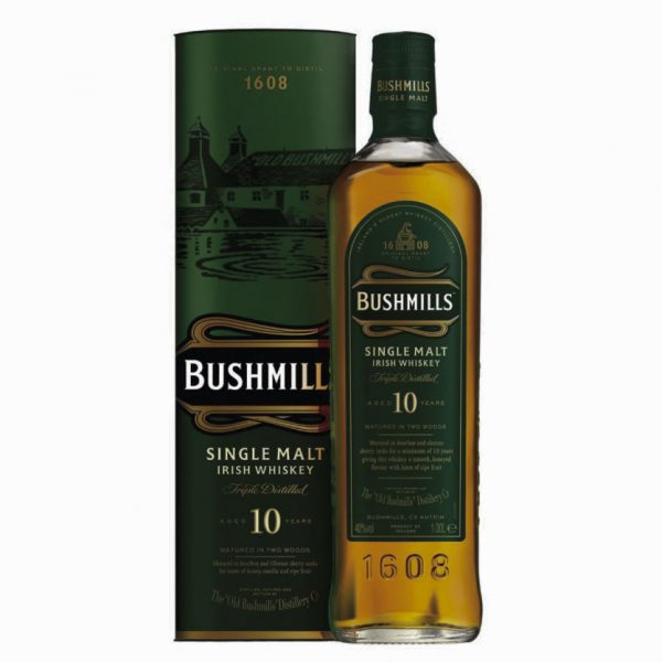 Bushmills 10 Yo Single Malt