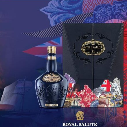 Chavis Royal Salute 21